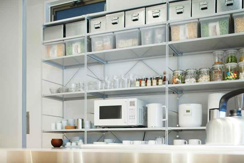 無印良品のキッチン10
