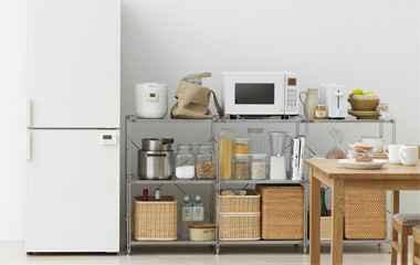 無印良品のキッチン3