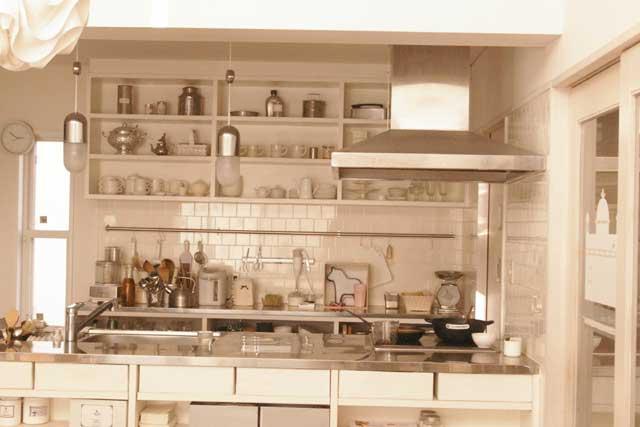 無印良品のキッチン4