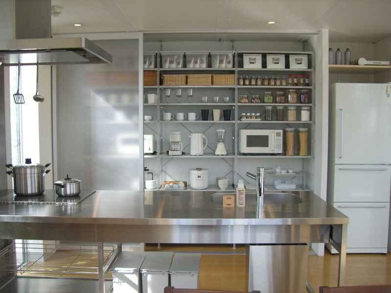 無印良品のキッチン6