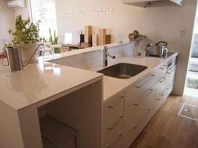 無印良品のキッチン9
