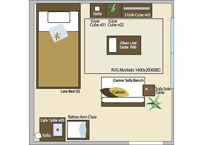 一人暮らしのレイアウト8畳でシンプルな実例を紹介 一人暮らしまとめ