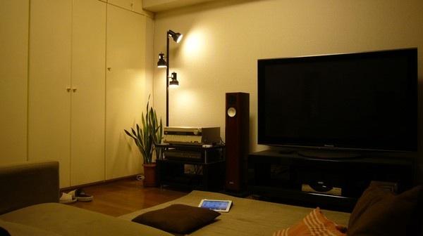 おしゃれな照明の部屋10
