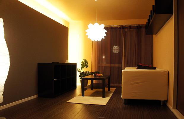 おしゃれな照明の部屋15