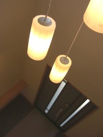 内玄関照明5