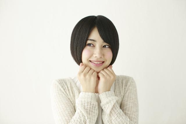ワクワクする日本人女性