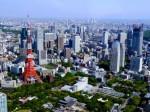 空から見た東京