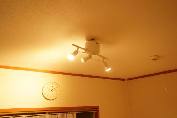 IKEA照明にリモコン機能を取り付け_1