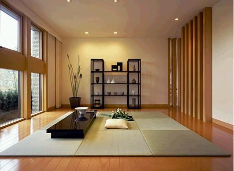 和室のおしゃれなインテリア