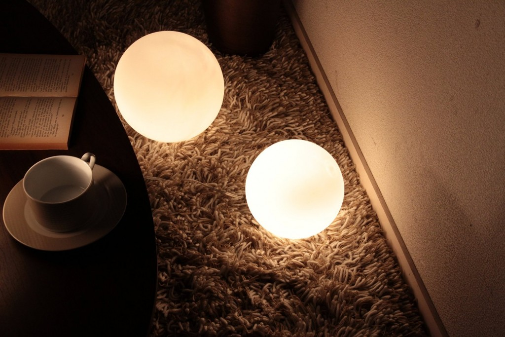 ボール型ランプ2
