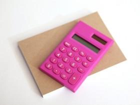 電卓とメモ帳