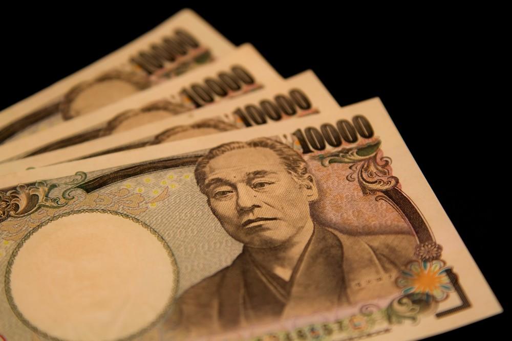 1万円札4枚